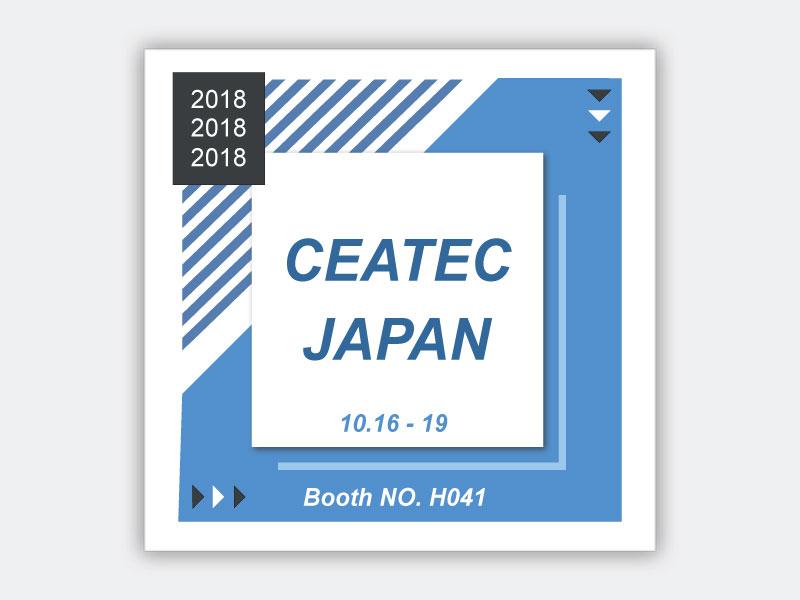 2018 Ceatec Japan
