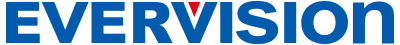 EVERVISION Logo Blue